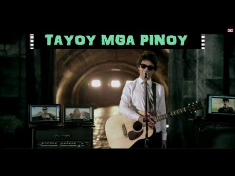 Smart Bro's Tayo'y Mga Pinoy Music Video (with LYRICS)