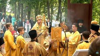 Божественная литургия в праздник святых первоверховных апостолов Петра и Павла