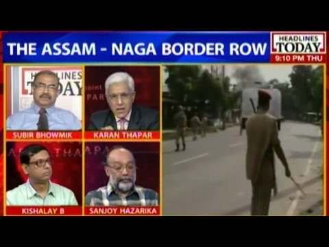To The Point: A close look into the Assam-Naga dispute