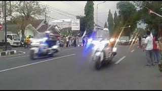 Detik2 Kedatangan PRESIDEN JOKOWI & IBU NEGARA di JFC Jember