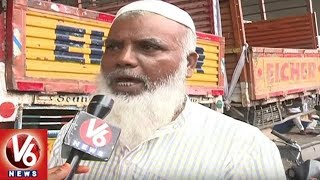 Fuel Price Hike Hits Ganesh Immersion Vehicle Owners | Hyderabad