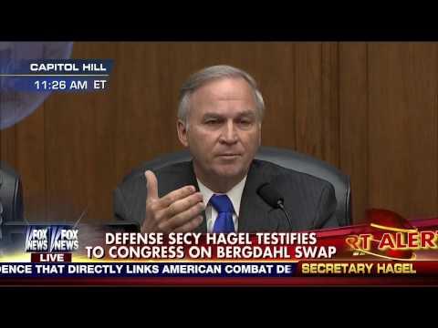 Rep. Randy Forbes Questions Secretary of Defense Chuck Hagel