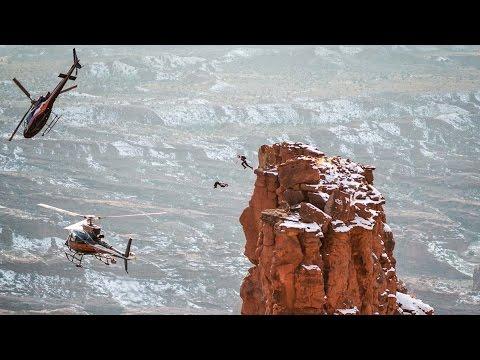 8 Disciplines of Flight Converge over Moab