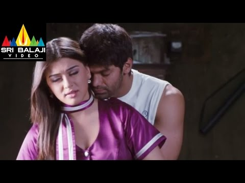 Crazy Movie Hansika and Aarya Scene | Aarya, Hansika, Santhanam | Sri Balaji Video thumbnail