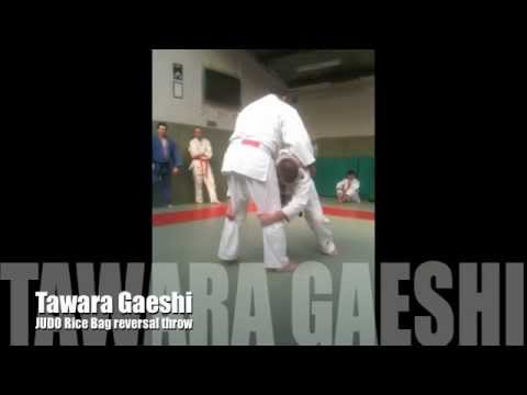Tawara Gaeshi JUDO Rice Bag Reversal Throw Image 1