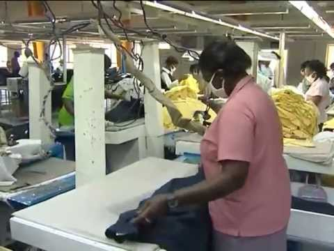 Used clothing hurt Kenya's textile industry
