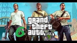 GTA 5 Part 6 - Dressing up like a fukn nerd