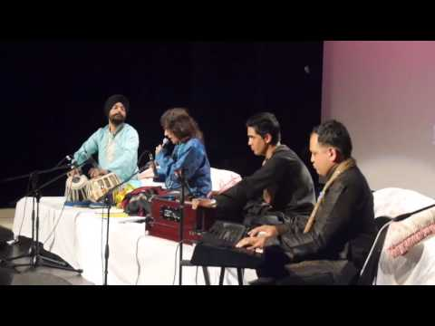 Ranjish hi sahi Ghazal by Ustad Tari Khan part 1