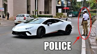 SUPERCARS IN INDIA | September 2019 | 812 SF, Gallardo, 458 Italia..