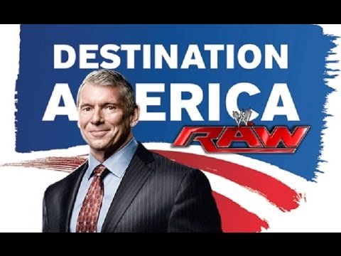 WWE Looking To Come To Destination America The Same Network That TNA And ROH Is On