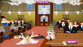 Naughty Wedding Game - Walkthrough - Get Naughty With Bride!