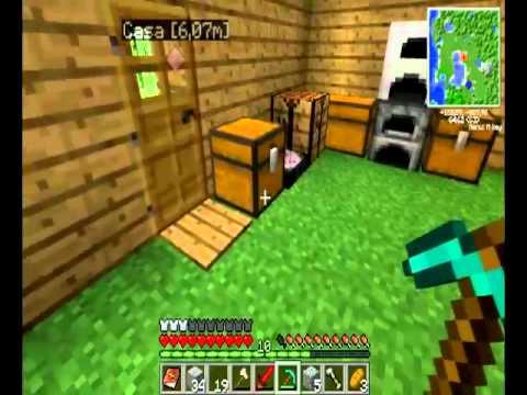 Minecraft 1.2.5 - Review Pack de MOD's de Heberon