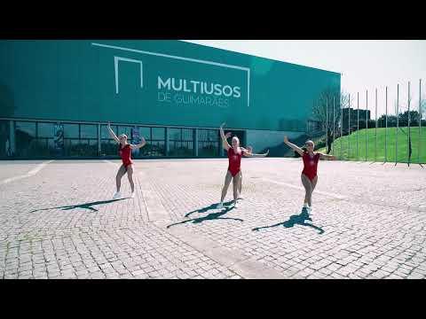 Campeonato do Mundo de Ginástica Aeróbica   Vídeo Promo Inspiracional Guimarães