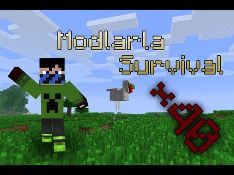 Modlarla Survival | B�l�m 40 | Thaumcraft !