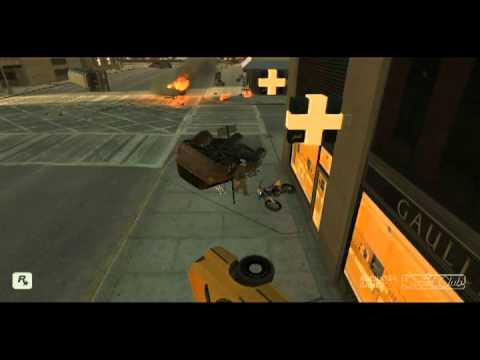 GTA 4 Carmageddon - 3!