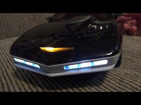 Knight Rider Karr Diamond Select Review video