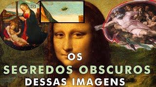 7 obras de arte que escondem segredos PERTURBADORES