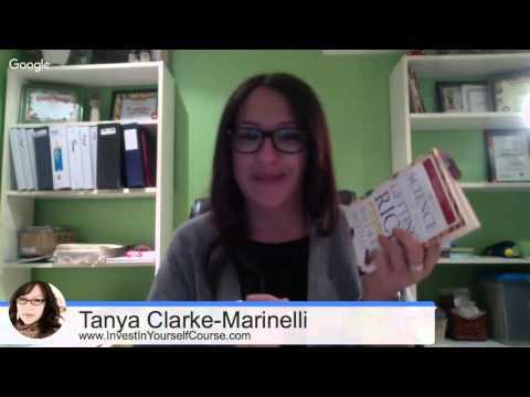 Money Mindset Shift Free Webinar Training with Tanya Clarke-Marinelli #3