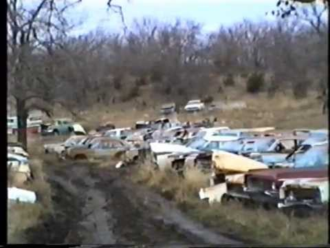 Salvage yard in Kansas