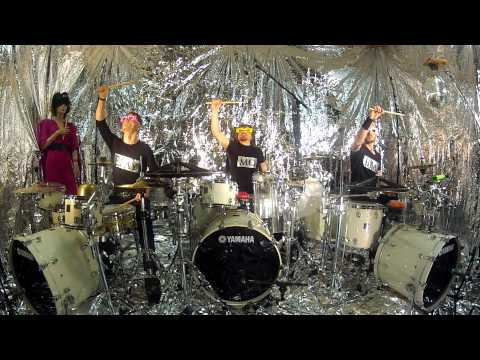 Playmobeat Drum Trio - Drum it! (Schlagzeilen 2013 - February)