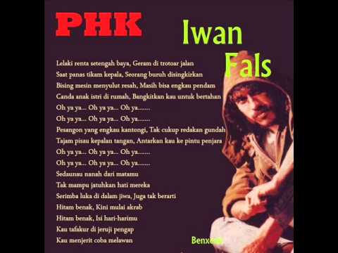 Iwan Fals - PHK