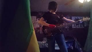 Mini bass cover JUMPSUIT-TWENTY ØNE PILØTS