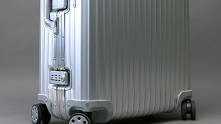How a Rimowa Aluminium Topas case is made - BRANDMADE.TV