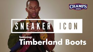 Timberland & The Culture: King Combs, Victor Cruz, Dave East + More | Sneaker Icon - Champs Sports
