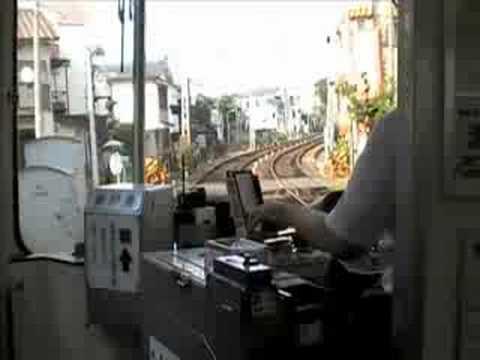 チンチン電車:阪堺電車「住吉公園〜天王寺」Streetcar