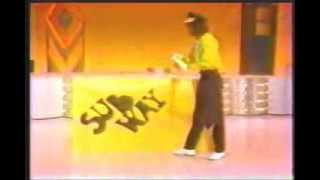 ジェフリー・ダニエル Jeffrey Daniel (Soul Train 1979)