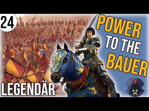 Total War: Warhammer 2 | POWER to the BAUER | 24 | Repanse ohne Ritter! | Legendär