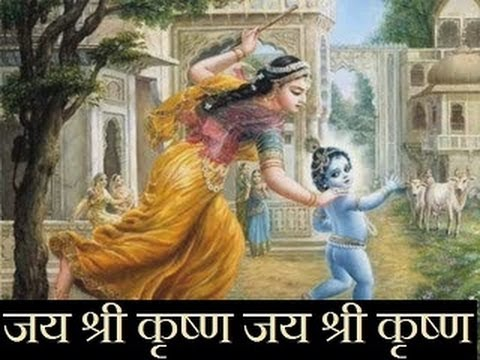 Saanwariya Mann Bhaya Re - Lovely Lord Krishna Bhajan