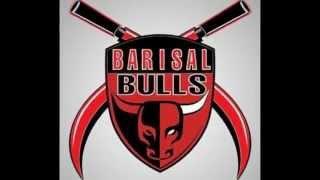 Barisal Bulls Official Theme Song BY Asif Akbar.   BPL 2015.