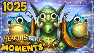 Zentimo Is The MOST BROKEN CARD (for a priest) | Hearthstone Daily Moments Ep.1025