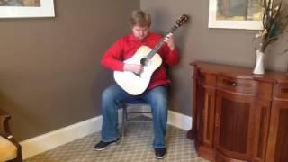 Eastman E6D Acoustic Guitar (21382)