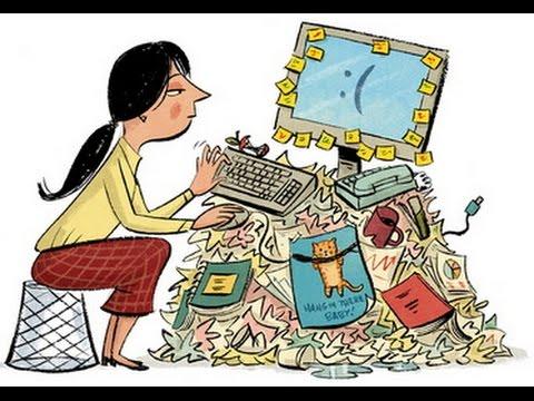 Мотивация к уборке. Уборка на компьютерном столе. Убираемся вместе. Fly Ledy