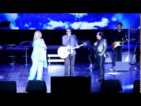 Al Bano, Romina Power and Yari Carrisi