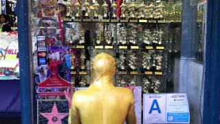 GOLD GUY IN HOLLYWOOD