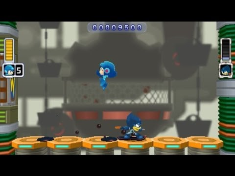 Mega Man Powered Up (6): Oil Man