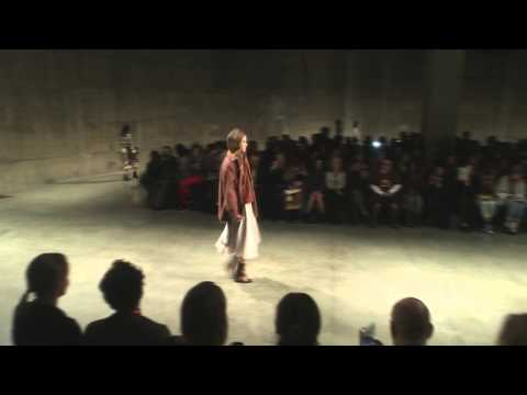 Topshop Unique | Fall Winter 2013/2014 Full Fashion Show | Exclusive
