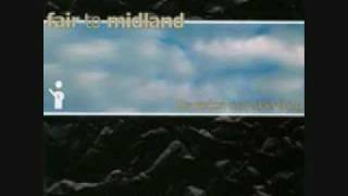 Watch Fair To Midland My Mentor video