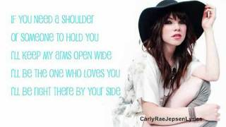 Watch Carly Rae Jepsen Just A Step Away video