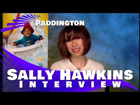 Sally Hawkins Interview  for Paddington
