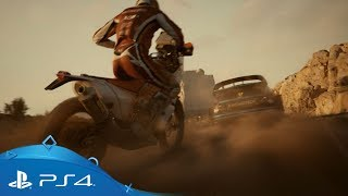 The Crew 2 | E3 2017 Trailer | PS4