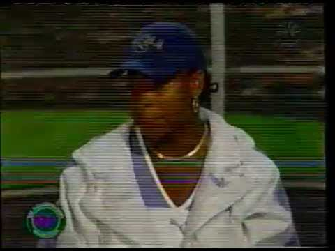 2000 Wimbledon: end of Serena/Venus Williams semi