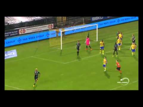 Red Star Waasland 1-0 Cercle Brugge