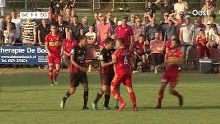 Go Ahead Eagles speelt doelpuntloos gelijk tegen eredivisionist Excelsior