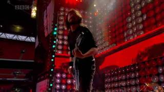 Foofighters-All my life -Live Earth