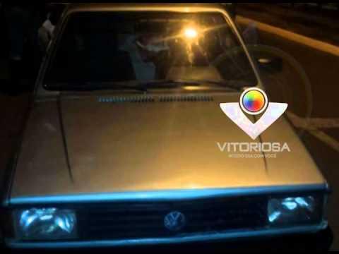 Homem é preso em Araguari, suspeito de receptação de veículo roubado