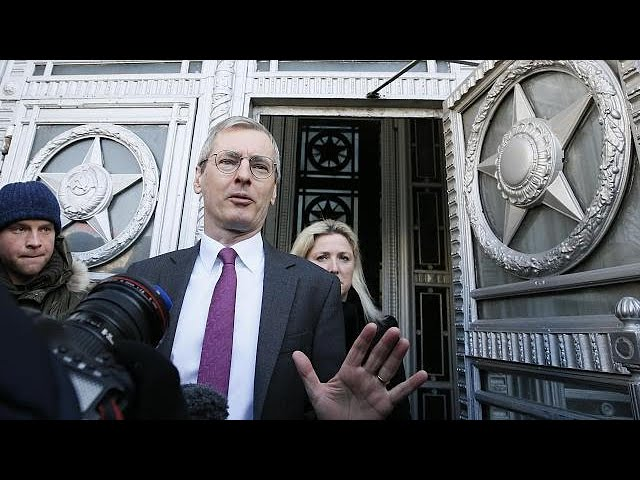 Russia 'to expel 23 British diplomats' as political crisis deepens